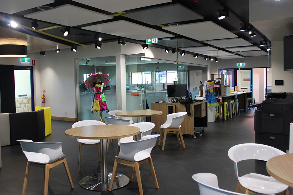 St Stephens College Coomera Science Centre And Digital Projects Precinct