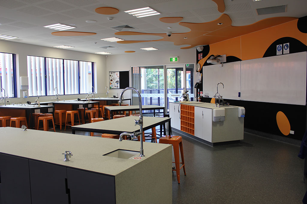 St Stephens College Coomera Science Centre And Digital Projects Precinct Stokes Wheeler Building Contractors