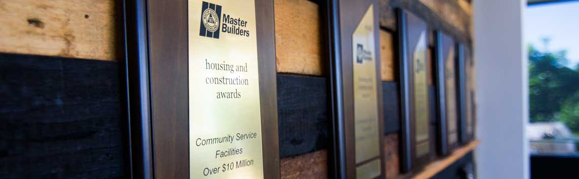 Stokes Wheeler Award Winning Building Contractors